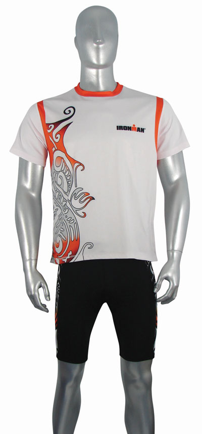 Ironman Tattoo Range Shirt