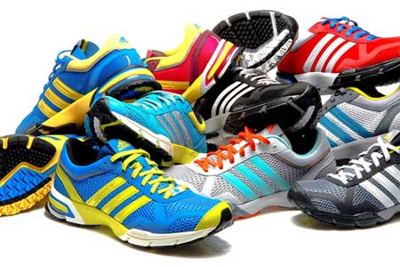 How to Choose Running Shoes: The Three Point Test