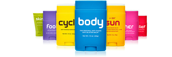 Bodyglide chaffing protection for everyone