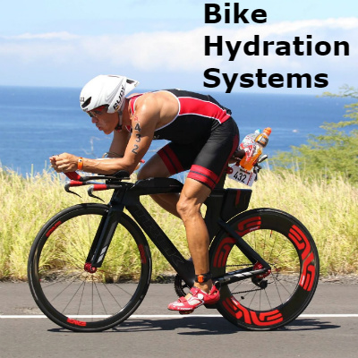 Front and Rear Bike Hydration Gear - XLAB and Profile Design