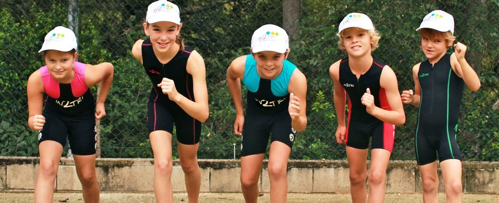 IN2Tri Kids Triathlon Gear