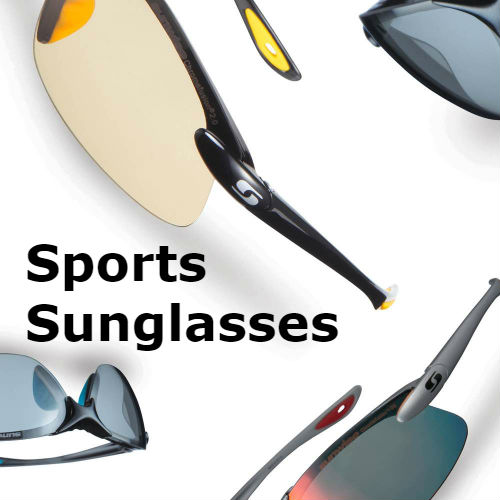 Sports Sunglasses for Cycling and Running